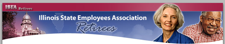 Ililnois State Employees Association - ISEA Retirees <image>